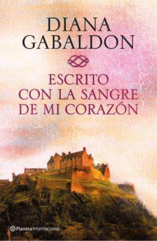 Audiolibros gratis para descargar ESCRITO CON LA SANGRE DE MI CORAZON (SAGA OUTLANDER 8) 9788408138372