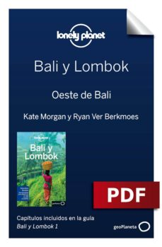 bali y lombok 1. oeste de bali (ebook)-ryan ver berkmoes-9788408189572