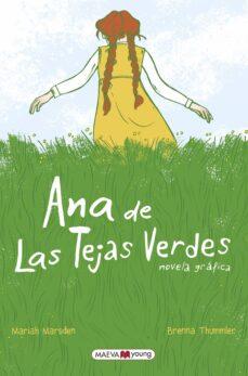Concursopiedraspreciosas.es Ana De Las Tejas Verdes. Novela Grafica Image