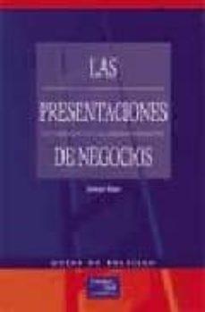 LAS PRESENTACIONES DE NEGOCIOS - GEORGE KOPS | Adahalicante.org