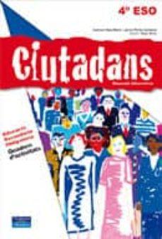 Viamistica.es Ciudadans Quadern D Activitats 4 Eso Catala (Secundaria-ciutadania) Image