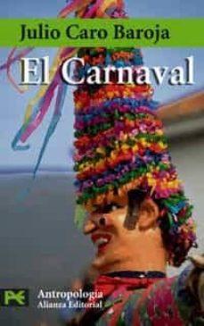el carnaval-julio caro baroja-9788420660172