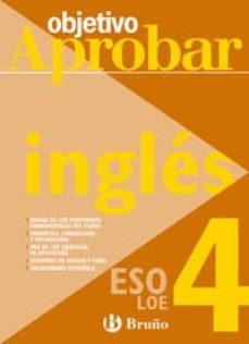 Geekmag.es Objetivo Aprobar Loe: Inglés 4 Eso Image
