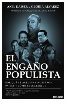 Titantitan.mx El Engaño Populista: Por Que Se Arruinan Nuestros Paises Y Como Rescatarlos Image