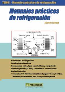 manuales practicos de refrigeracion (t. i)-francesc buque-9788426713872