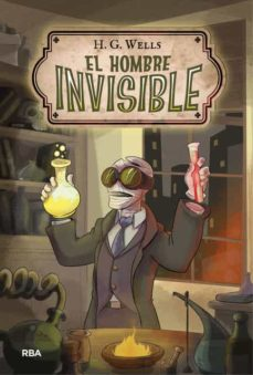 el hombre invisible (clasicos del terror)-herbert george wells-9788427216372