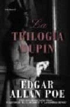 Descargas de audiolibros mp3 gratis en línea LA TRILOGIA DUPIN de EDGAR ALLAN POE  9788432296772 en español