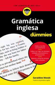 gramática inglesa para dummies (ebook)-geraldine woods-9788432900372