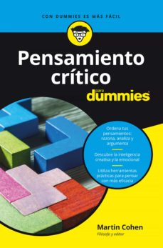 Chapultepecuno.mx Pensamiento Critico Para Dummies Image