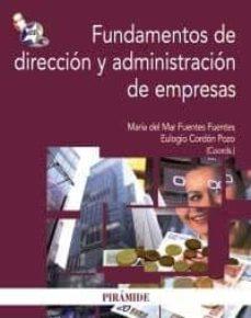 Chapultepecuno.mx Fundamentos De Direccion Y Administracion De Empresas Image