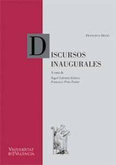 discursos inaugurales de la universidad de valencia (siglo xvi)-francisco decio-9788437059372