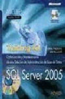 Followusmedia.es Sql Server 2005: Training Kit Examen 70-444 (Incluye Cd-rom) Image