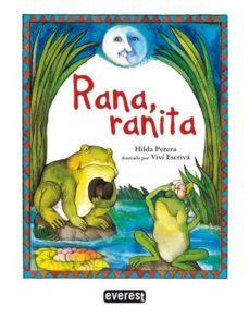 Geekmag.es Rana, Ranita (Album Ilustrado Formato Pequeño) Image
