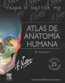 netter. atlas de anatomía humana (6ª ed.)-9788445826072