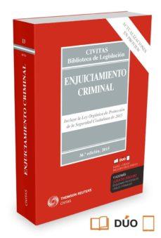 Javiercoterillo.es Enjuiciamiento Criminal (36ª Ed.) (Duo) Image