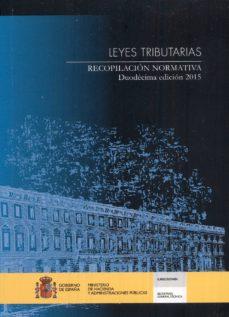 Premioinnovacionsanitaria.es Leyes Tributarias Image