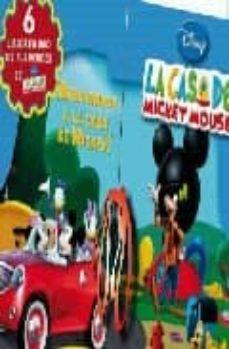 Enmarchaporlobasico.es ¡Bienvenidos A La Casa De Mickey! (Incluye 6 Libritos) Image
