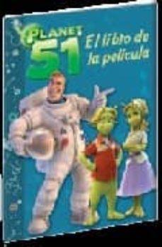Titantitan.mx Planet 51: El Libro De La Pelicula Image