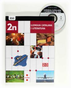 llengua catalana i literaura connecta 2.0 2012 2º eso-9788466128872