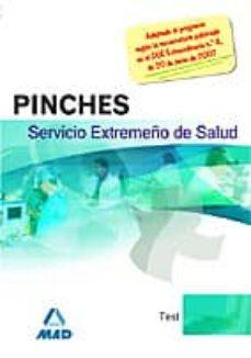 Cdaea.es Pinches Del Servicio Extremeño De Salud (Ses): Test Image