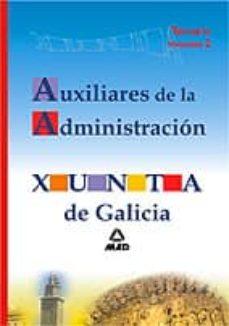 Titantitan.mx Auxiliares De La Administracion. Xunta De Galicia. Temario Vol Ii Image