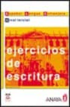 Encuentroelemadrid.es Ejercicios De Escritura: Nivel Inicial Image