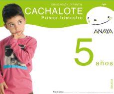 Noticiastoday.es Cachalote 5 Años. Primer Trimestre. Galicia Educación Infantil 3-5 Años Image