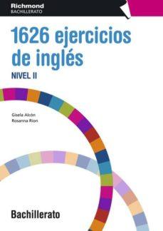 Descargar ebook gratis para android GRAMATICA 1626 EJERCICIOS DE INGLES 2 en español 9788466812672 de