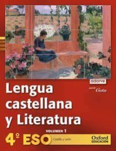 Vinisenzatrucco.it Adarve Lengua Cota 4ºeso/ Ant Cle Castilla Y Leon Image