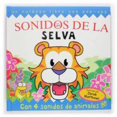 Mrnice.mx Sonidos De La Selva (Un Libro Con Pop-ups) Image