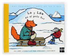 Encuentroelemadrid.es Lo Y Lea En El Polo Sur Image