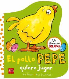 Inmaswan.es El Pollo Pepe Quiere Jugar Image