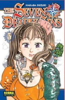 the seven deadly sins 05-nakaba suzuki-9788467919172