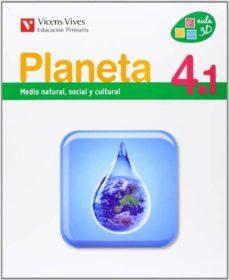 Permacultivo.es Planeta 4. Castilla Y León. Libro 1, 2 Y 3 4º Primaria Image