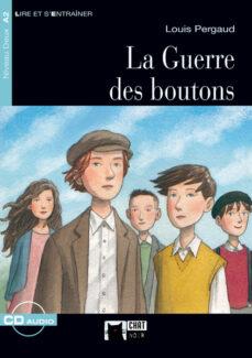Descargar el foro en línea de libros electrónicos LA GUERRE DES BOUTONS. LIVRE + CD
