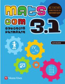 Titantitan.mx Mats Com 3º Eso Illes Balears Activitats Competencials De Matemàtiques Llibre 1, 2 I 3 Image