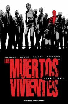Officinefritz.it Los Muertos Vivientes (Integral): Libro 1 Image