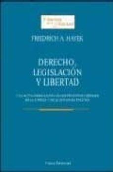 Permacultivo.es Derecho, Legislacion Y Libertad (Vol. I): Normas Y Orden (2ª Ed.) Image