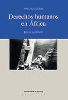 Encuentroelemadrid.es Derechos Humanos En Africa: Teorias Y Practicas Image