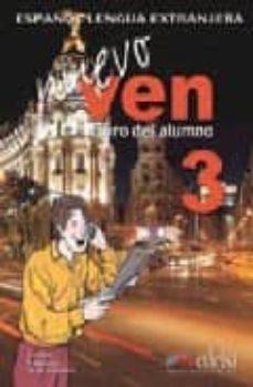 Bressoamisuradi.it Nuevo Ven 3 (Ele: Español Lengua Extranjera) (Audio Cd) Image