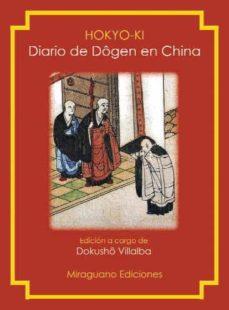 hokyo-ki: diario de dogen en china-eihei dogen-9788478133772