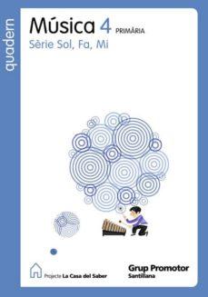 Inmaswan.es 4º Primaria Quadern Musica Sol Fa Mi Catal Ed.2010 Image