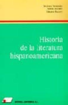 Inmaswan.es Historia De La Literatura Hispanoamericana Image