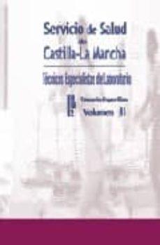 Valentifaineros20015.es Tecnicos Especialistas De Laboratorio Servicio De Salud De Castil A De La Mancha. Temario 2 Image