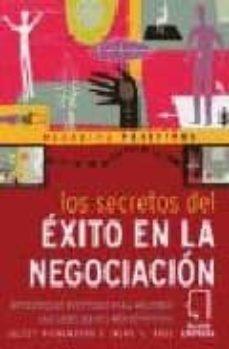 Permacultivo.es Los Secretos Del Exito En La Negociacion: Estrategias Efectivas P Ara Mejorar Las Habilidades Negociadoras Image