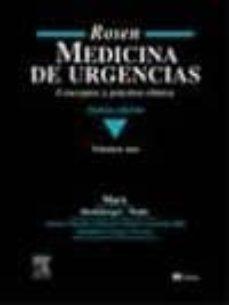 Cdaea.es Rosen Medicina De Urgencias: Conceptos Y Practica Clinica (3 Vols .) (5ª Ed.) Image