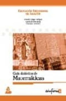 Titantitan.mx Guia Didactica De Matematicas Educacion Secundaria De Adultos Image