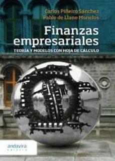 finanzas empresariales-carlos piñeiros-9788484086772