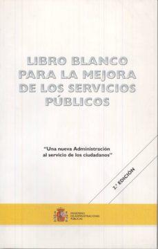 Debatecd.mx Libro Blanco Para La Mejora De Los Servicios Publicos Image