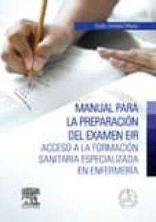Descarga gratuita de libros electrónicos en francés. MANUAL PARA LA PREPARACIÓN DEL EXAMEN EIR  9788490226872